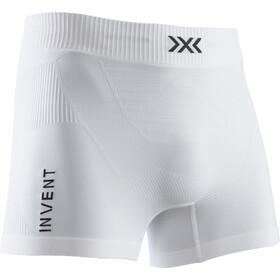 X-Bionic Invent LT Boxer Homme, arctic white/opal black